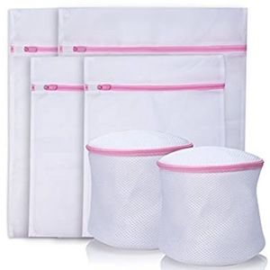 Mesh Laundry Bags 6 Pack